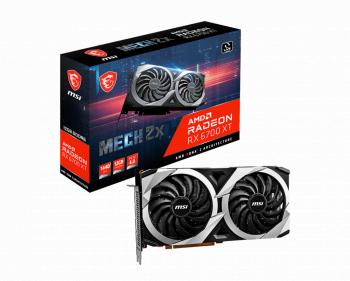 Placa video MSI Radeon RX 6700 XT MECH 2X 12GB GDDR6 192-bit
