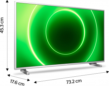 Televizor LED 80 cm Philips 32PFS6905-12 Full HD Smart TV Televizoare
