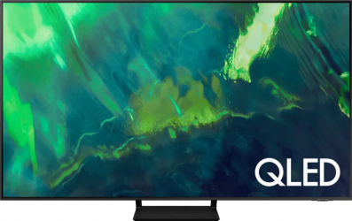 Televizor QLED 163 cm Samsung 65Q70A 4K Ultra HD Smart TV Televizoare