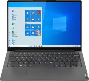 Ultrabook Lenovo Yoga Slim 7 Pro 14ITL5 Intel Core 11th Gen i7-1165G7 1TB SSD 16GB Iris Xe 2.8K 90Hz Win10 Tast. ilum. Slate Grey Laptop laptopuri