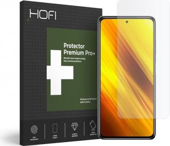 Folie Sticla Securizata Hofi Glass Pro+ Compatibila Cu Xiaomi Poco X3 Pro / X3 Nfc Transparenta Folii Protectie