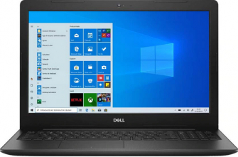 Laptop Dell Vostro 3500 Intel Core (11th Gen) i3-1115G4 256GB SSD 8GB FullHD Win10 Black