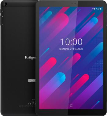 Tableta Kruger Matz Eagle 1070 10.5inch 128GB WiFi 4G Android 10 Negru Tablete