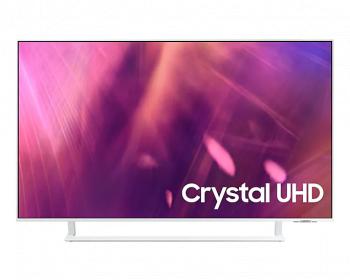 Televizor LED 125 cm Samsung 50AU9082 4K Ultra HD Smart TV Alb Televizoare