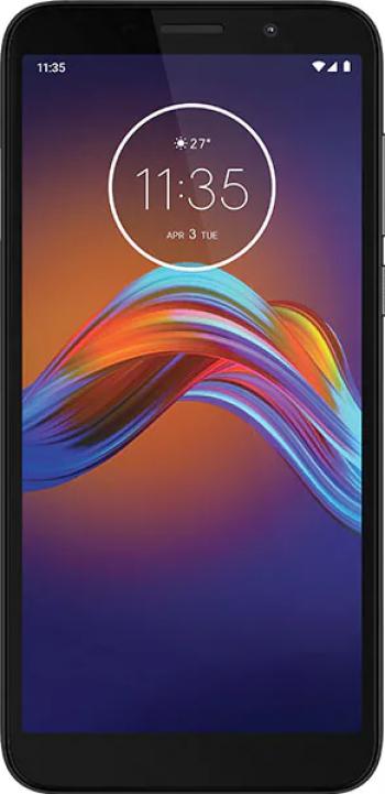 Telefon mobil Motorola Moto E6 Play Dual SIM 32GB 4G Black Telefoane Mobile