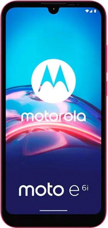 Telefon MOTOROLA Moto E6i 32GB 2GB RAM Dual SIM Pink Telefoane Mobile