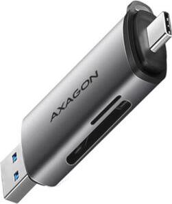 Card Reader Axagon SD, Micro SD, Gri