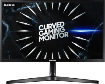 Monitor Gaming Curbat LED 23.5 Samsung LC24RG50FQRXEN Full HD 4ms 144 Hz Freesync
