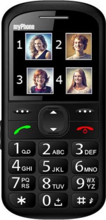 Telefon Mobil MyPhone Halo 2 Negru
