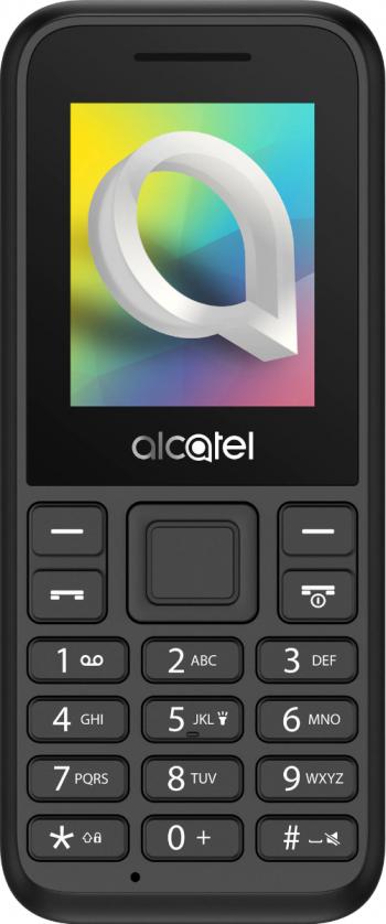 Telefon mobil Alcatel 1066D Dual SIM Negru Telefoane Mobile