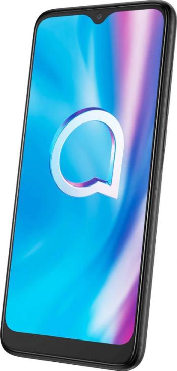 Telefon mobil Alcatel 1SE 64GB Dual SIM 4G Gri Telefoane Mobile