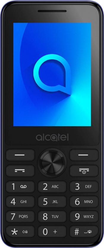 Telefon mobil Alcatel 2003D Dual SIM Albastru Inchis Telefoane Mobile