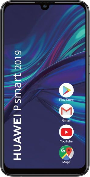 Telefon mobil Huawei P Smart 2019 64GB Dual SIM 4G Negru Telefoane Mobile