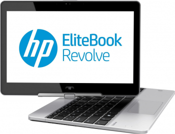 HP EliteBook Revolve 810 G1 Tablet 8GB Intel I5 3437U SSD 128GB Webcam Touchscreen SH