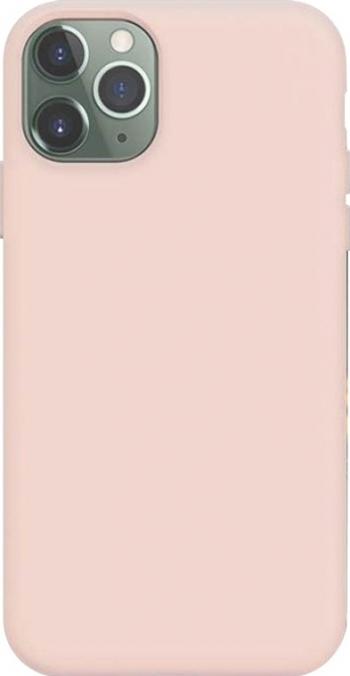 Husa Slim Premium X-level Thin Membrane Compatibila cu IPhone 11 Pro Roz Huse Telefoane