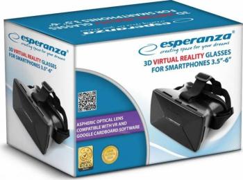 Ochelari VR pentru smartphone ESPERANZA Incarcatoare Auto