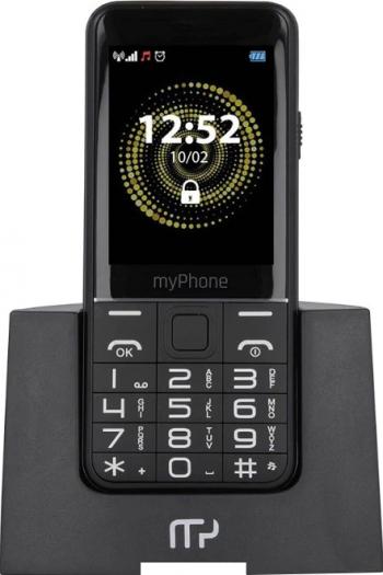 Telefon mobil MyPhone Halo Q Dual SIM 2G Negru Telefoane Mobile