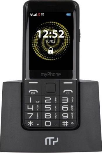 Telefon mobil MyPhone Halo Q Plus Dual SIM 3G Negru