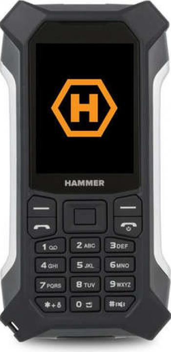 Telefon mobil MyPhone Patriot Plus Dual SIM 3G Negru