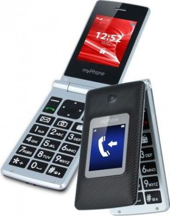 Telefon mobil MyPhone Tango Dual SIM 3G Gri