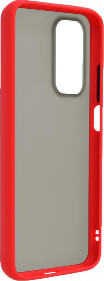 Carcasa premium cu finisaj mat pentru Xiaomi Mi 10T / Mi 10T Pro Rosu aprins Huse Telefoane
