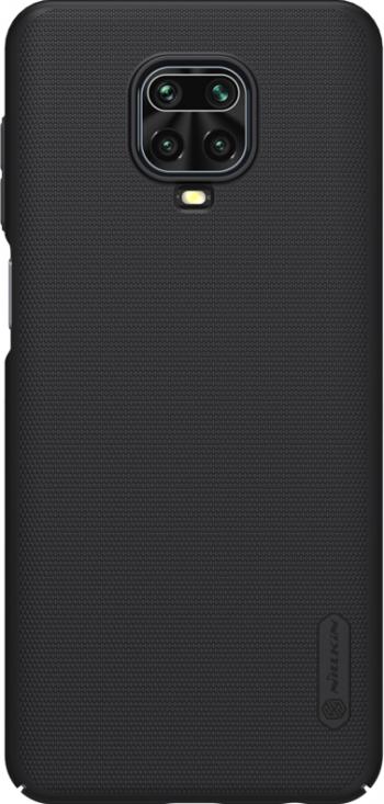 Husa din policarbonat dur cu finisaje premium Xiaomi Redmi Note 9S / Note 9 Pro / Note 9 Pro Max Negru Huse Telefoane