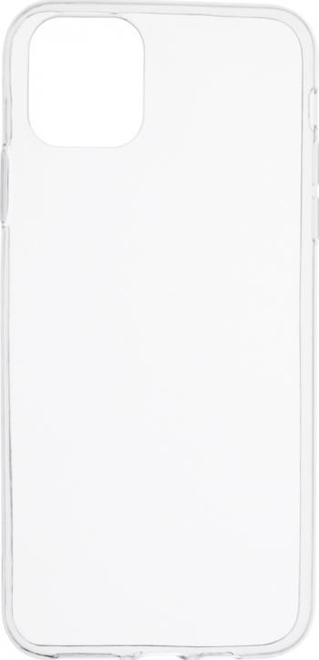 Husa protectie Clear Silicone pentru Apple iPhone 11 Pro Max Transparent Huse Telefoane