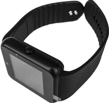 Ceas smart bluetooth multifunctional siegbert iwatch negru Smartwatch