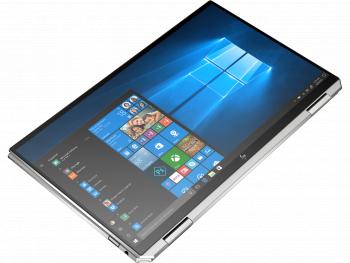 Laptop 2in1 HP Spectre x360 Convertible 13-aw2018nn Intel Core (11th Gen) i5-1135G7 512GB SSD 8GB Iris Xe FullHD Win10 Tast. ilum. Argint