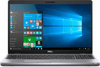 Laptop Dell Latitude 5510 Intel Core (10th Gen) i5-10210U 1TB HDD 8GB FullHD Win10 Pro Tast. ilum. Grey Laptop laptopuri