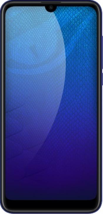 Telefon mobil Allview V5 Viper 32GB Dual SIM 4G Ocean Blue Telefoane Mobile