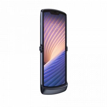 Telefon mobil Motorola Razr 256GB Dual SIM 5G Polished Graphite Telefoane Mobile