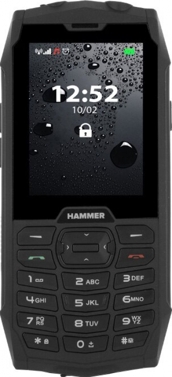Telefon mobil MyPhone Hammer 4 Plus Dual SIM 3G Argintiu Telefoane Mobile