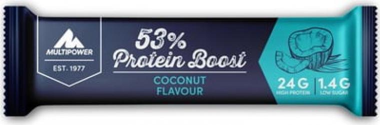 Baton 53 Proteine 45g - Cocos Suplimente fitness