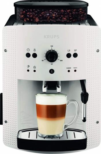 Espressor automat Krups Espresseria Automatic EA8105 Alb Expresoare espressoare cafea