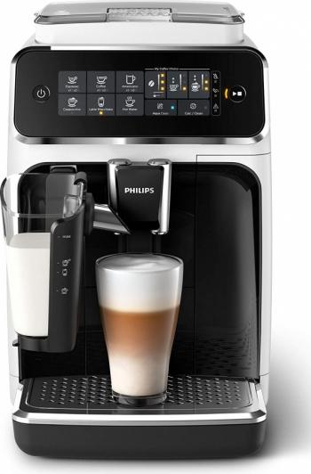 Espressor automat Philips EP324350 Alb Expresoare espressoare cafea