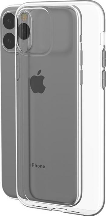 Husa Upzz Clear Case 2mm Compatibila cu Iphone 11 Pro Max Transparent Huse Telefoane