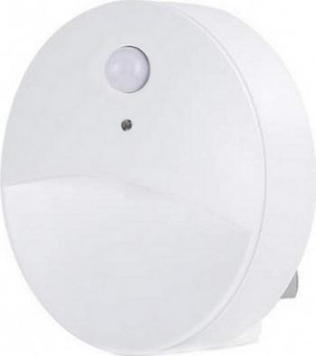 Lampa LED de perete cu senzor de miscare 0.5 W alb Jucarii