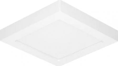 Aplica Orno LETI OR-OD-6060WLX4 LED SMD 9W 480lm 4000K IP20 Alb Corpuri de iluminat