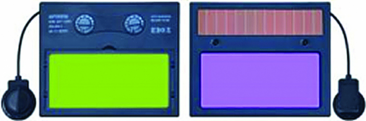 Filtru masca sudura cu celula solara Raider RD-WH02 110x90mm DIN 9-13 Accesorii Sudura