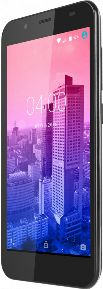 Telefon mobil Kruger Matz FLOW 4S 16GB Dual SIM 4G Negru Telefoane Mobile