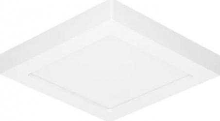 Aplica Orno LETI OR-OD-6075WLX3 LED SMD 24W 1900lm 3000K IP20 Alb Corpuri de iluminat