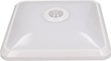 Aplica Orno NYK OR-PL-6092WLPMR4 12W LED SMD IP20 4000K 850lm Alb Corpuri de iluminat