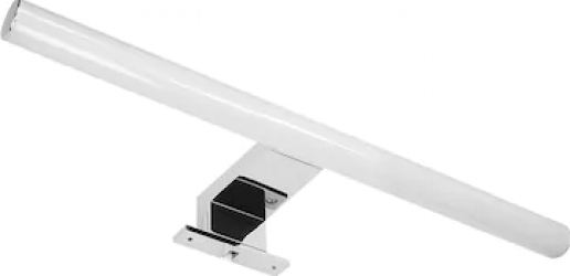Aplica Orno PEEGEL OR-OM-6122L4 Oglinda Mobila LED SMD 9W 810lm 4000K IP44 Crom Corpuri de iluminat