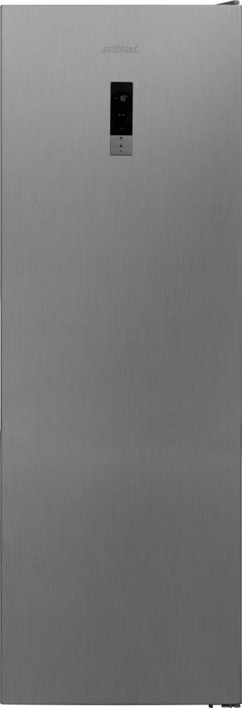 Congelator Siltal Cuore IHDD307NX 280 L Clasa A+ NoFrost Inox Lazi si congelatoare