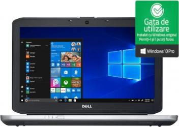 pret preturi Laptop Dell Latitude E5430 Intel Core i5-3320M 2.60GHz up to 3.30GHz 4GB DDR3 320GB HDD Webcam 14inch Win10 Pro Refurbished