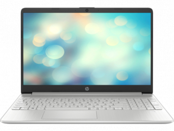Laptop HP 15s-eq2025nq AMD Ryzen 5 5500U 256GB SSD 8GB AMD Radeon FullHD Tast. ilum. Natural silver Laptop laptopuri