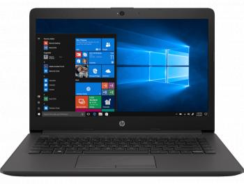 Laptop HP 240 G7 Intel Core (10th Gen) i3-1005G1 256GB SSD 8GB FullHD Win10 Pro Dark Ash Silver Laptop laptopuri
