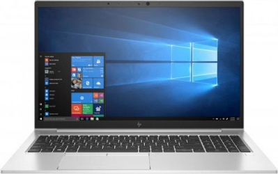 Laptop HP EliteBook 855 G7 AMD Ryzen 7 PRO 4750U 512GB SSD 16GB AMD Radeon FullHD Win10 Pro FPR Tast. ilum. Silver Laptop laptopuri