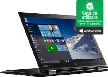 Laptop Lenovo X1 Yoga Intel Core i7-8650U 1.90 GHz up to 4.20GHz 16GB DDR4 512GB SSD 14inch FullHD TouchScreen Web Win10 Pro Refurbished Laptopuri Renew  Refurbished